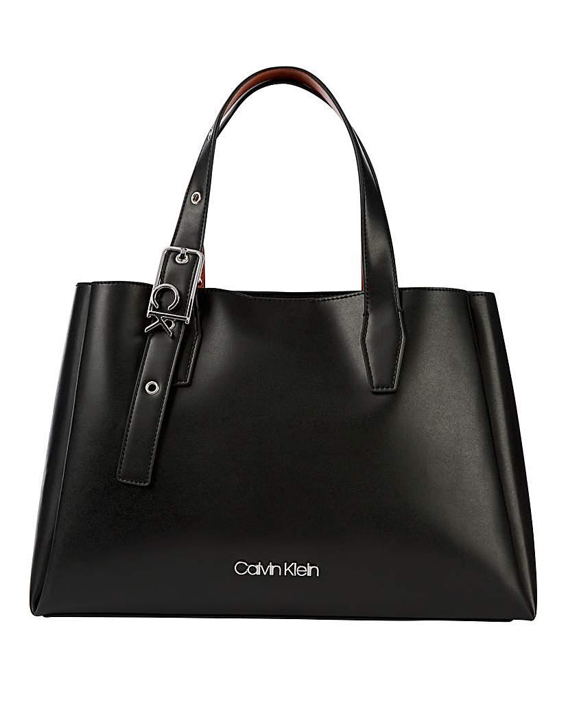 Calvin Klein Calvin Klein Medium Black Tote