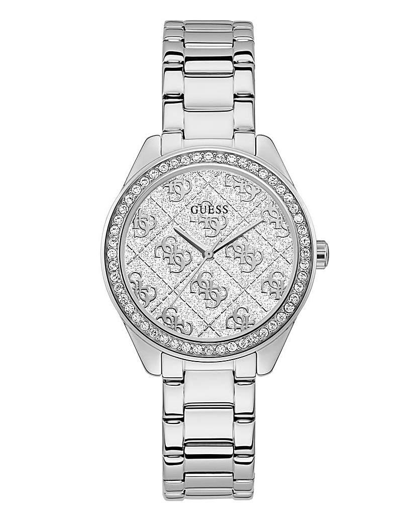 Guess Guess Silver Bracelet Strap Watch