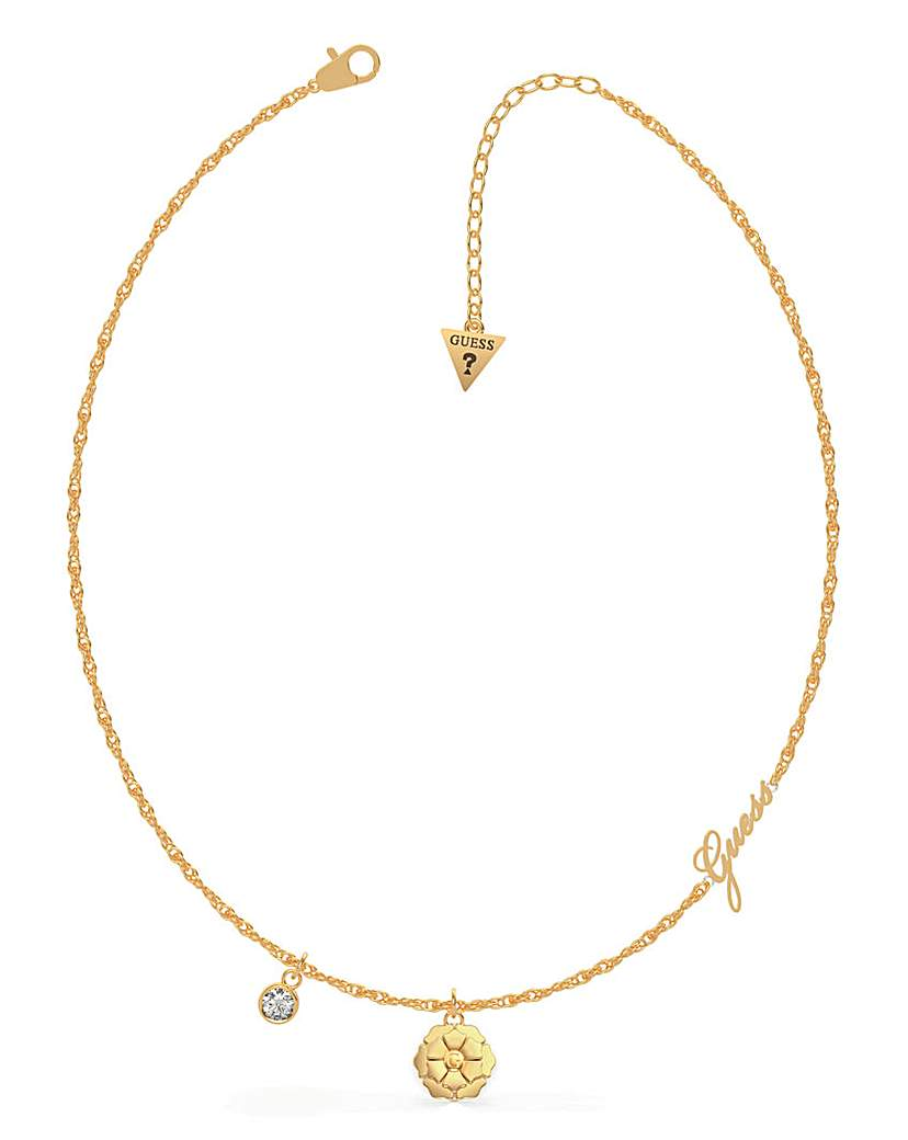 Guess Guess Peony Necklace