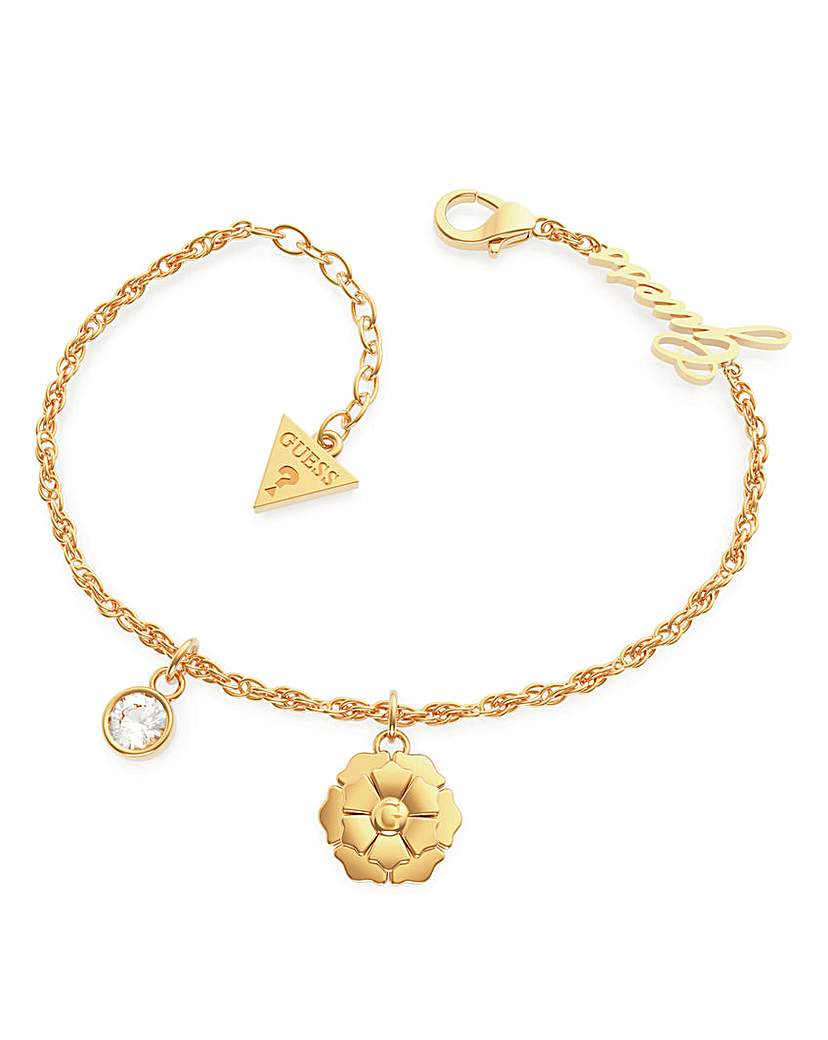 Guess Guess Peony Gold Bracelet