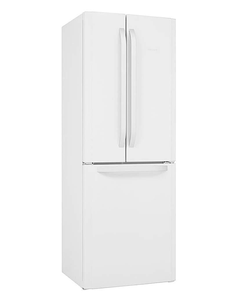 Hotpoint FFU3DW1 Fridge Freezer