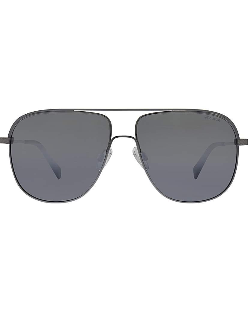 Polaroid Square Pilot Sunglasses