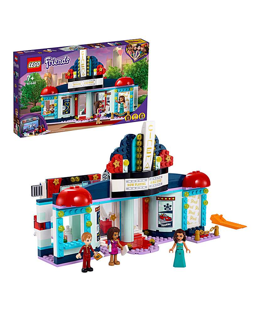 LEGO Friends Heartlake City Cinema