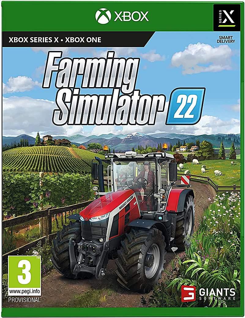 Farming Simulator 22 Xbox OneSeries X