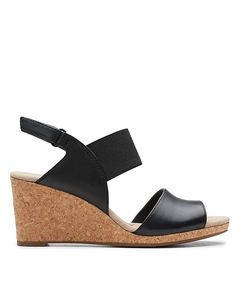 Clarks Clarks Lafley Lily D Fitting