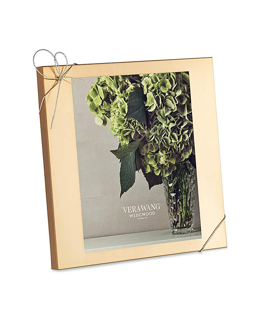 Image of Vera Wang Love Knots Photo Frame 8x10in