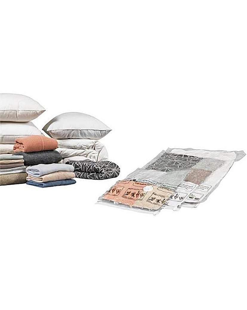 Image of 10 Piece Vacuum Bag Storage Set.