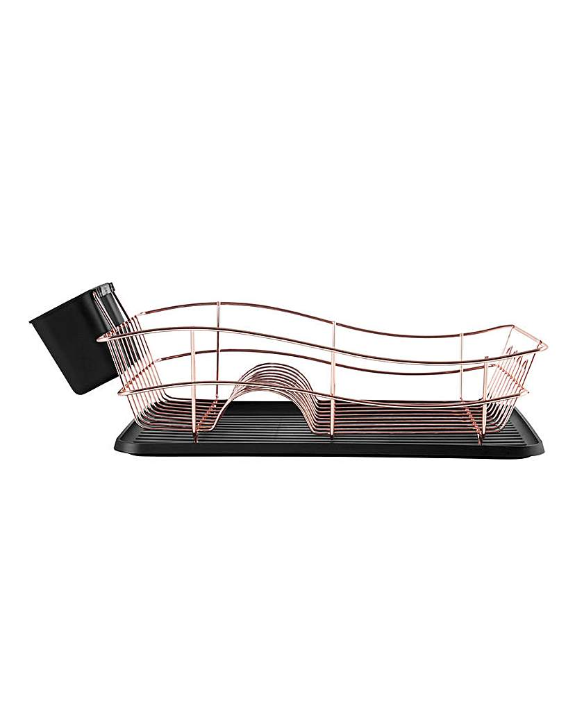 Tower Tower Rose Gold Dish Rack