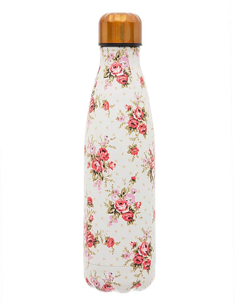 Sass & Belle Sass & Belle Vintage Rose Water Bottle
