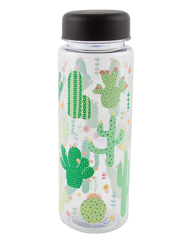 Sass & Belle Sass & Belle Cactus Water Bottle