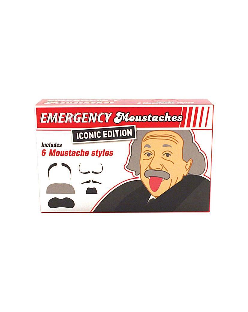 Image of Emergency Iconic Moustaches