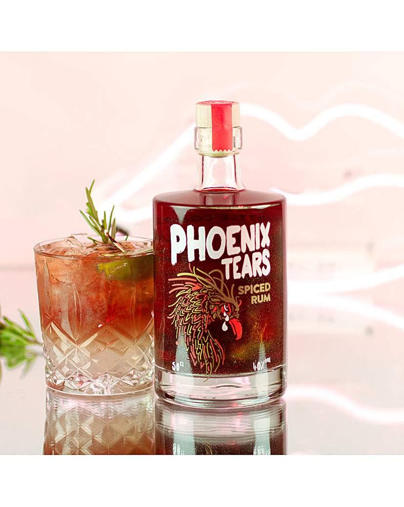 Firebox Phoenix Tears Spiced Rum 50cl