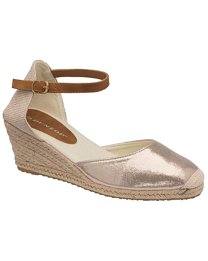 Dunlop Dunlop Esme women's standard fit sandals