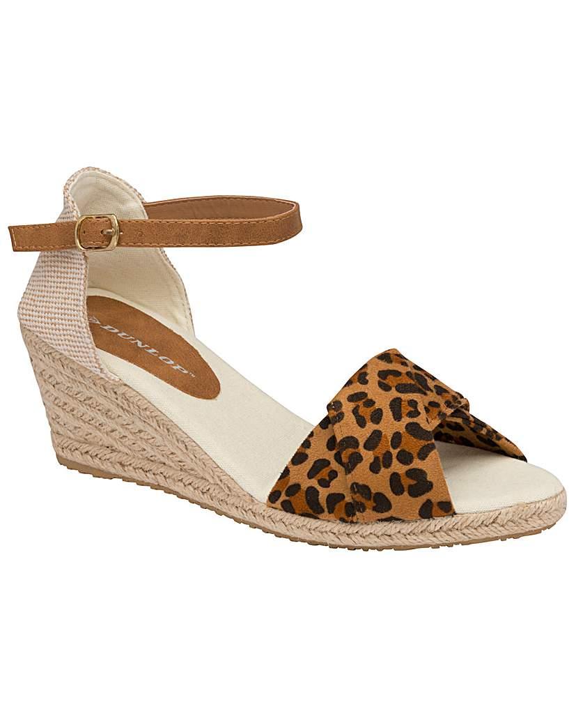 Dunlop Dunlop Cleo women's standard fit sandals