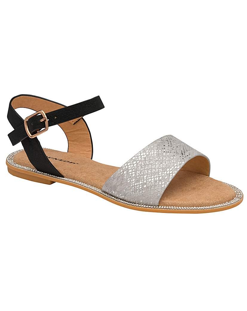 Dunlop Dunlop Tara women's standard fit sandals