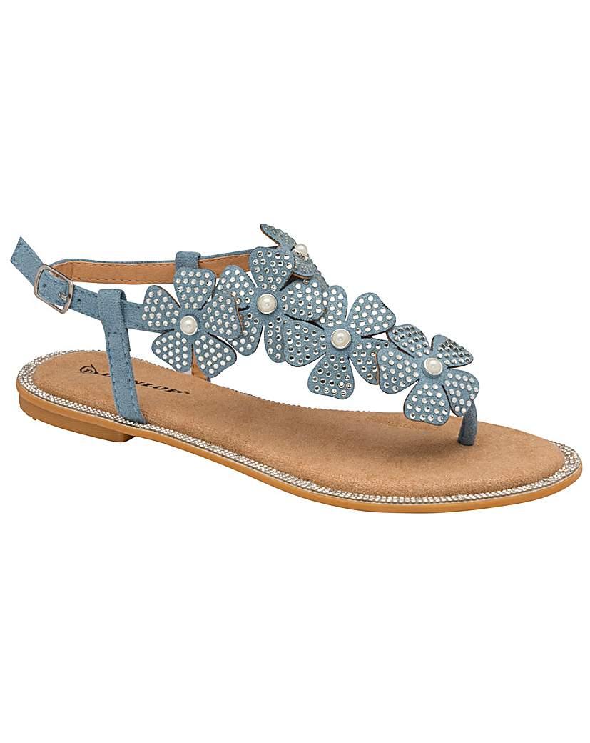 Dunlop Dunlop Rae women's standard fit sandals