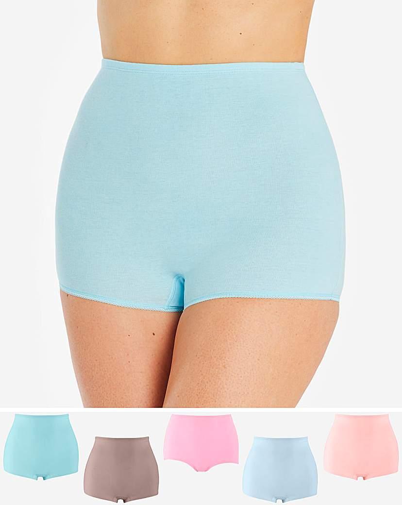 Pretty Secrets Pretty Secrets 5 Pack Comfort Shorts
