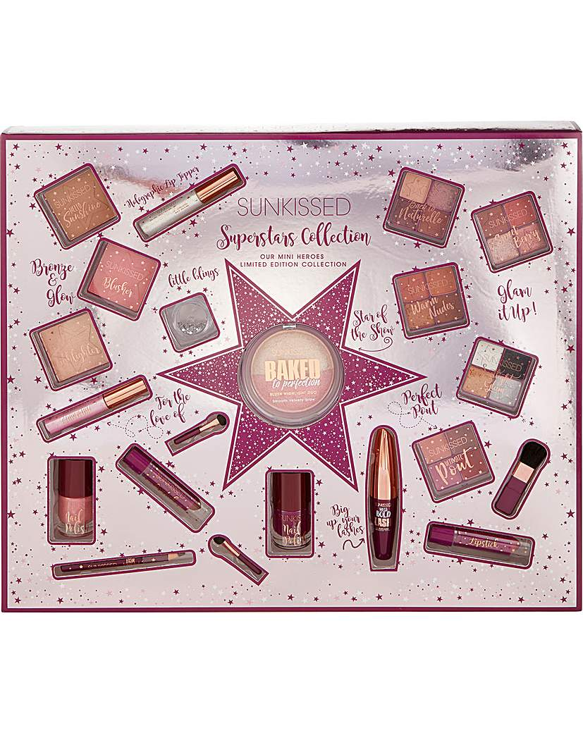 Sunkissed Superstars Collection