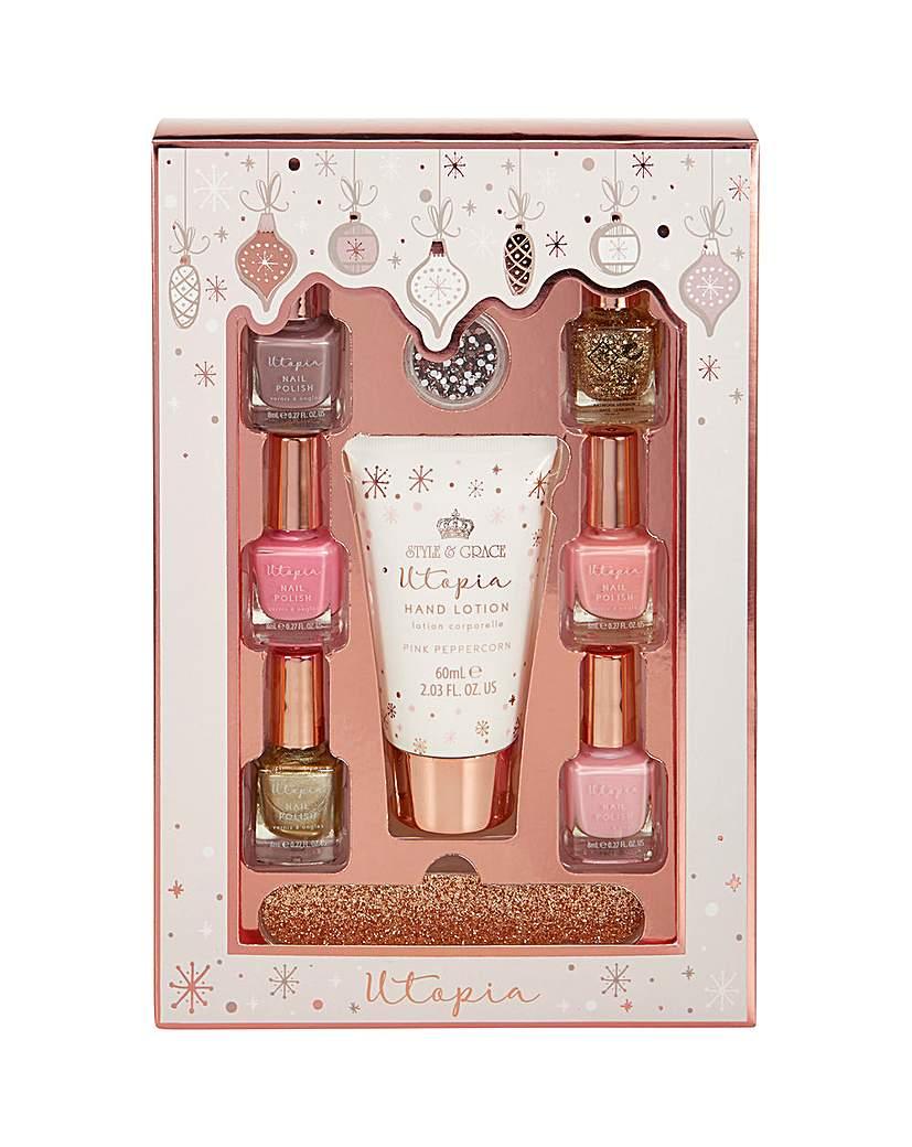 Style&Grace Utopia Perfect Mani- Care Gift Set