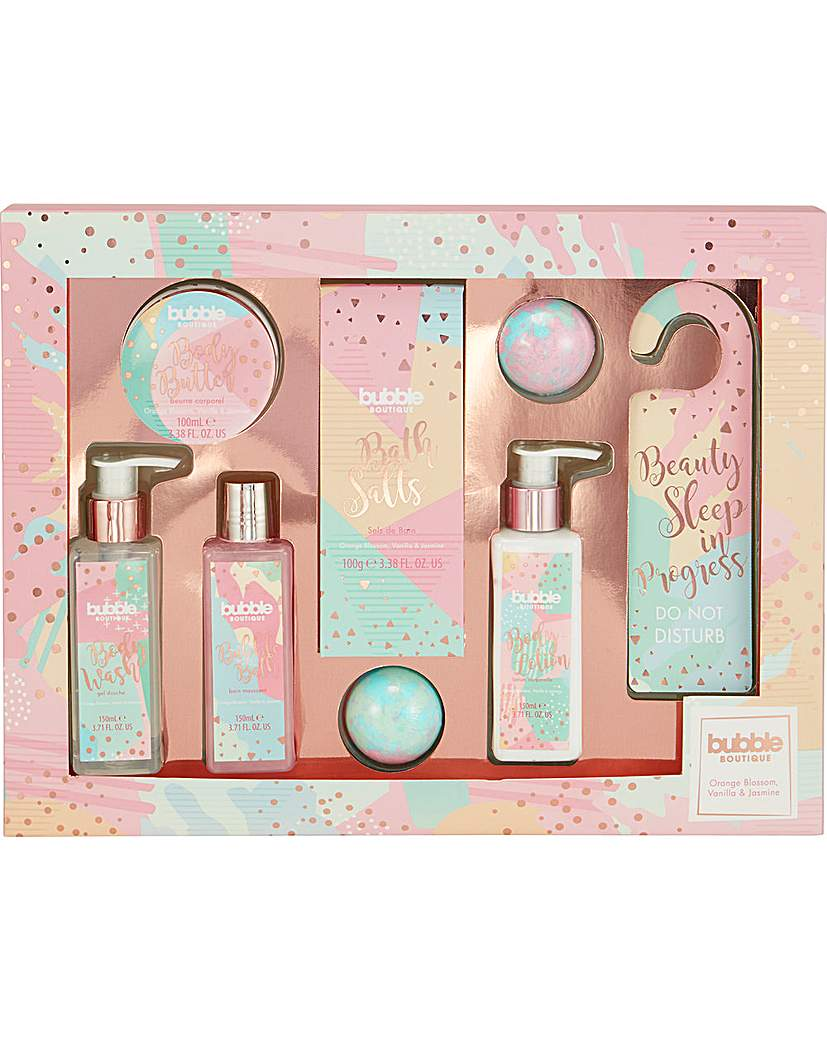 Bubble Boutique Ultimate Pamper Gift Set