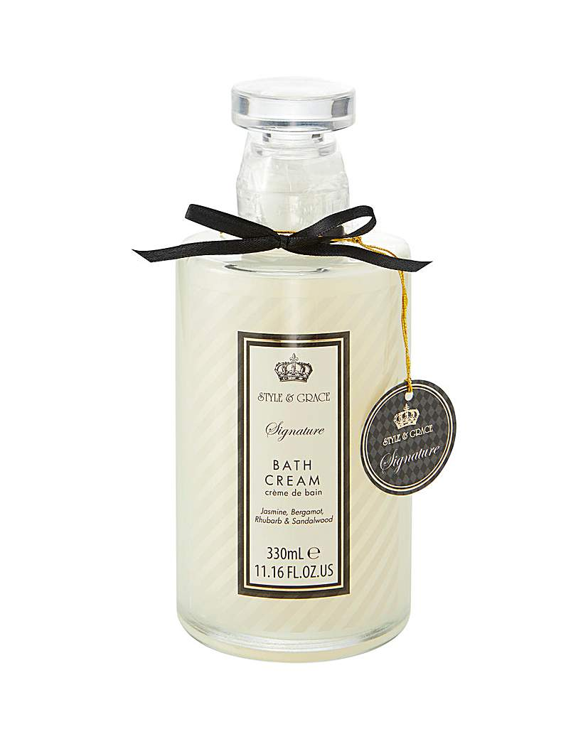 Style&Grace Signature Luxury Bath Cream