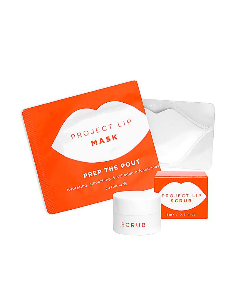 Project Lip Project Lip Scrub and Mask