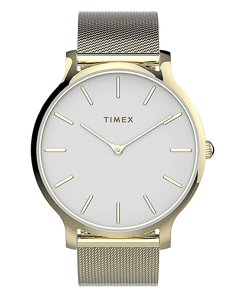 Timex Timex Transcend Gold Watch