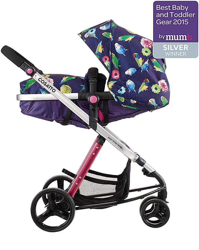 Image of Cosatto Woop Travel System - Eden