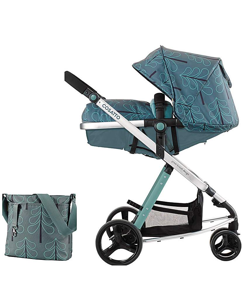 Image of Cosatto Woop Travel System - Fjord