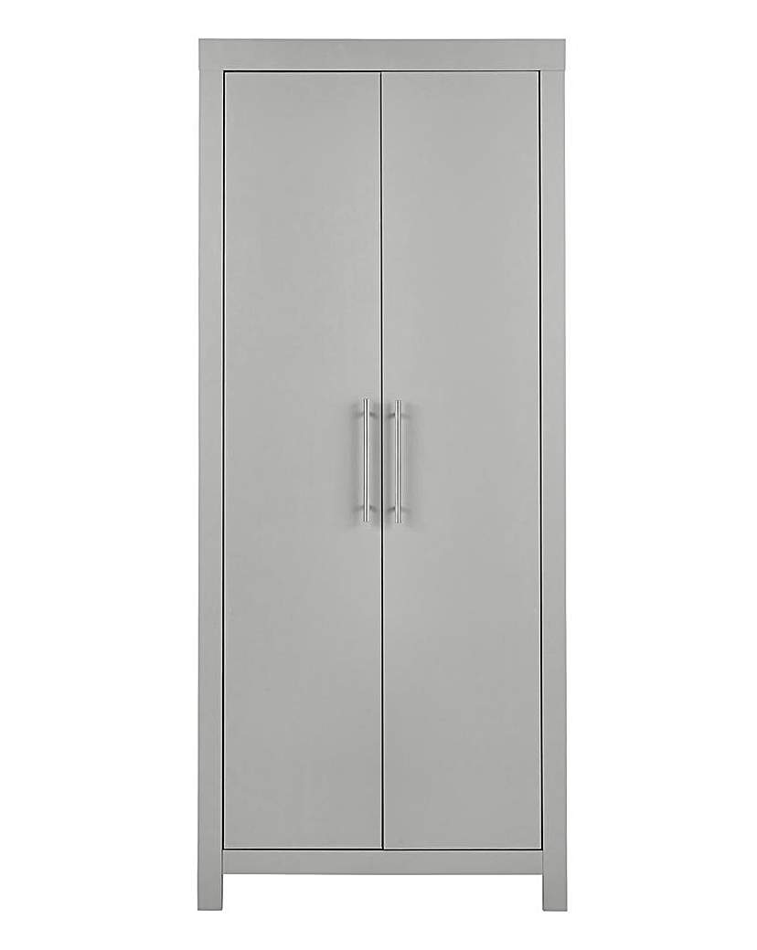 At Home Collection Dakota 2 Door Wardrobe