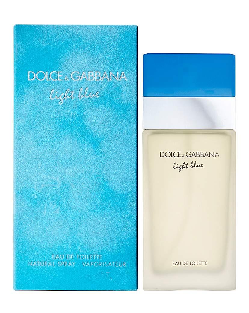 D&G Light Blue 25ml EDT