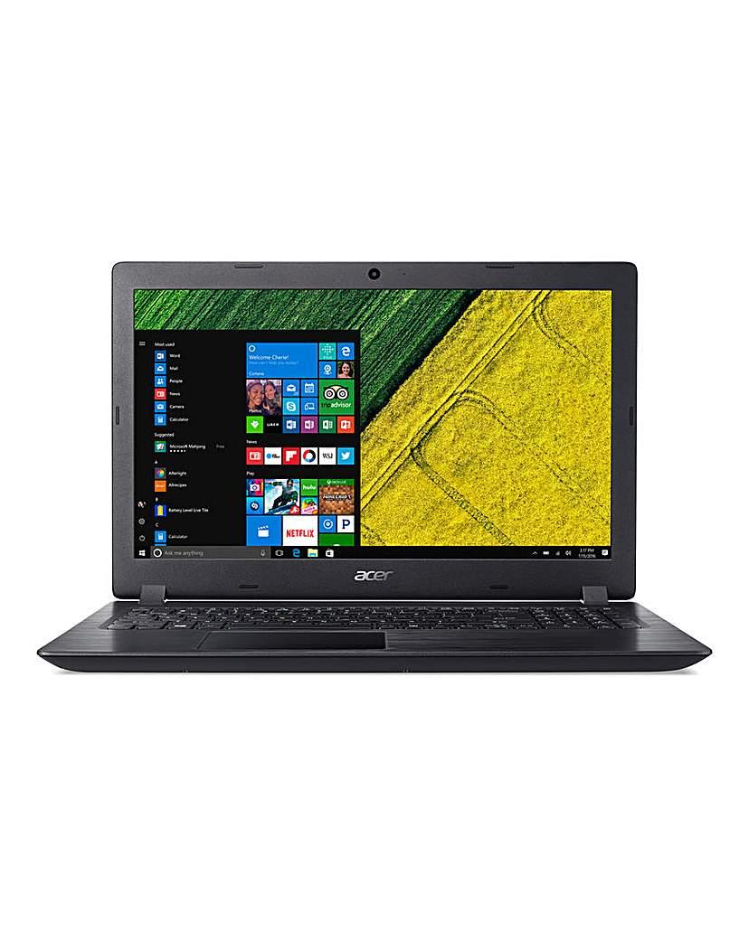 Acer 15.6in Aspire i3 128Gb Laptop