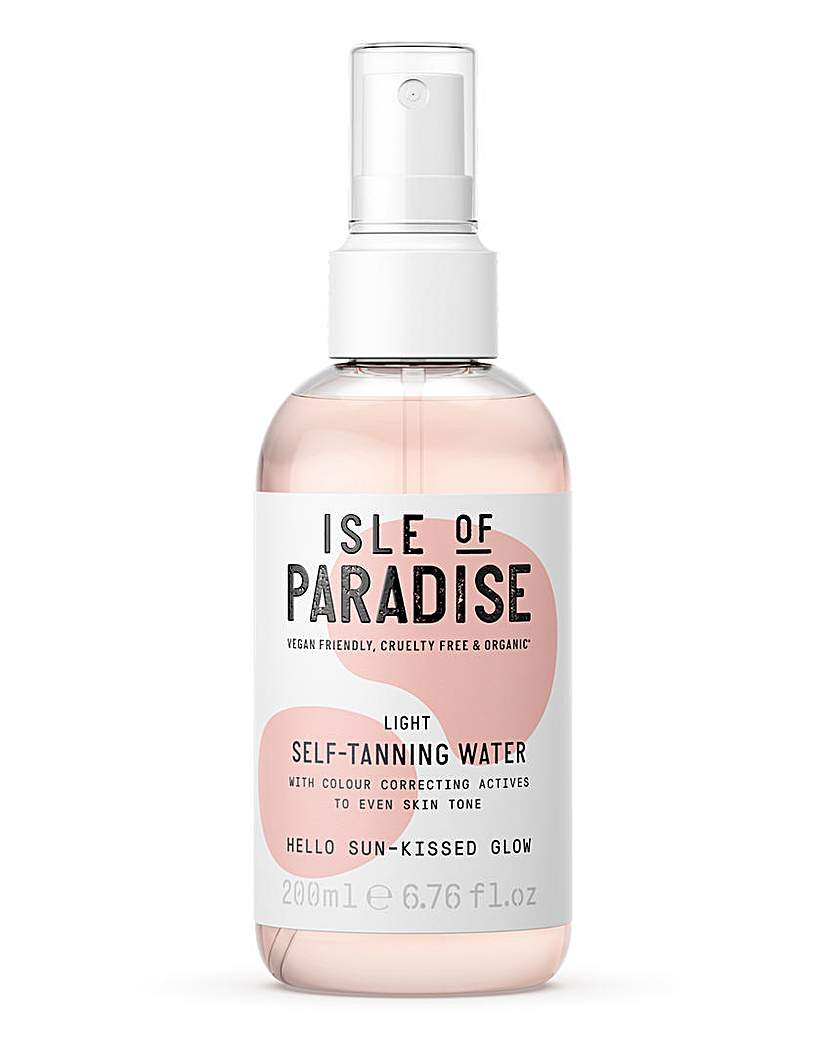 Isle of Paradise Isle Of Paradise Tanning Water Light