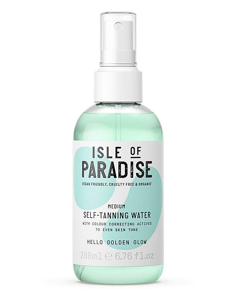Isle of Paradise Isle Of Paradise Tanning Water Medium