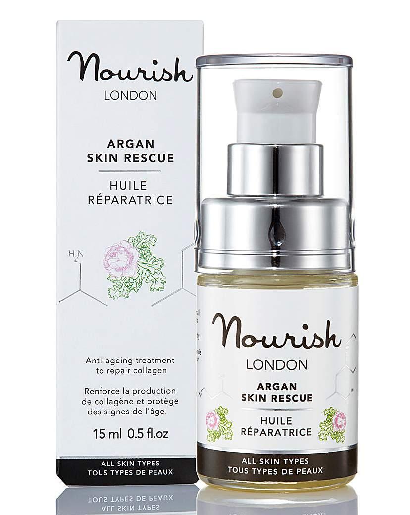 Nourish London Argan Skin Rescue