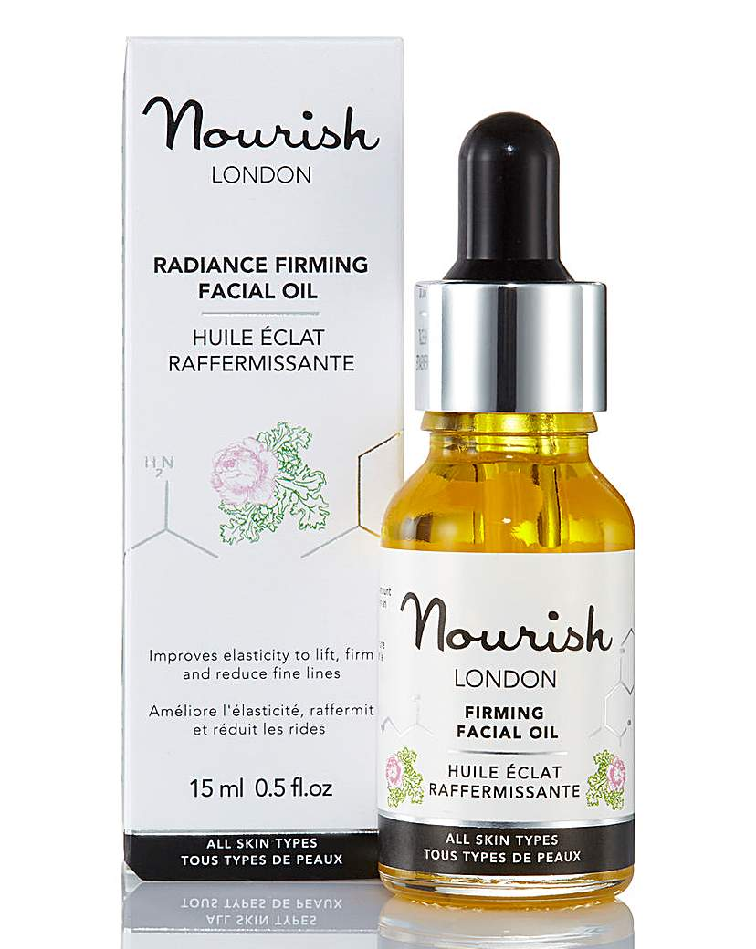 Nourish London Radiance Facial Oil