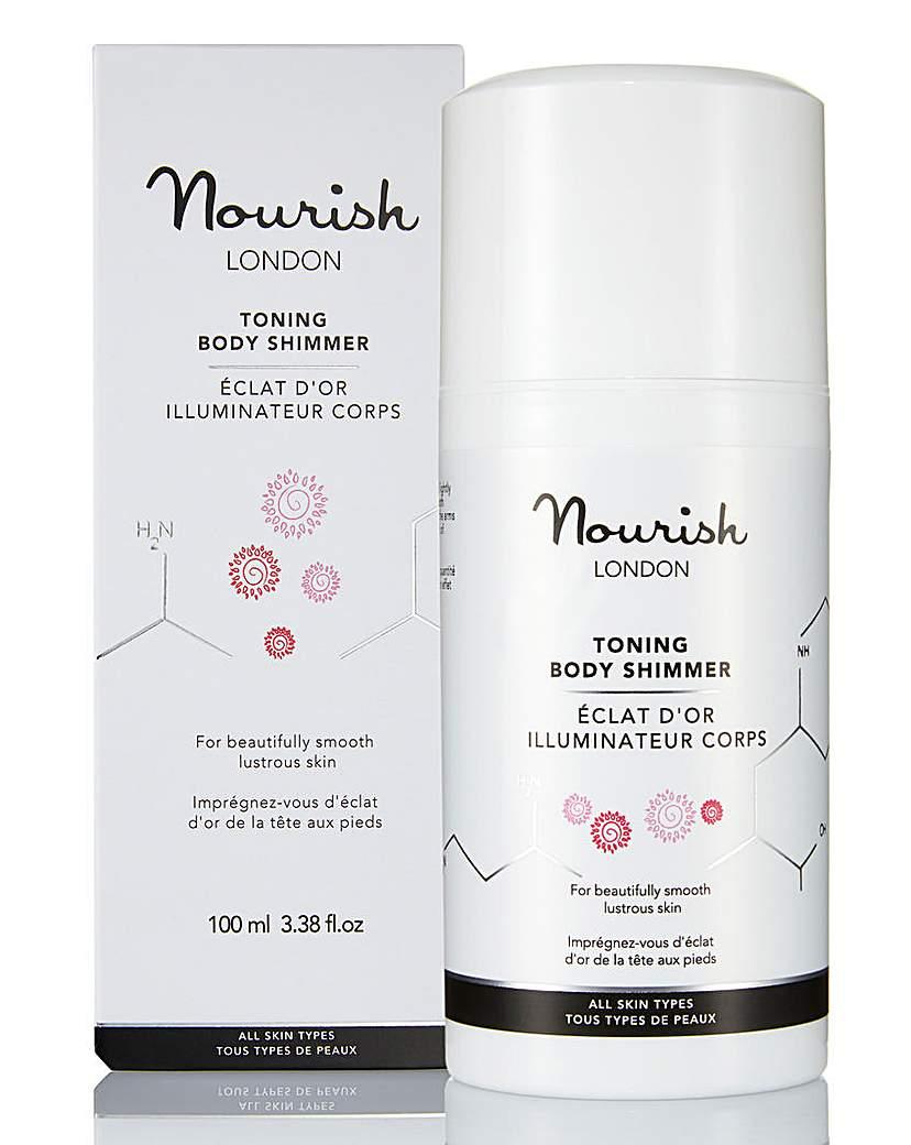 Nourish London Nourish London Toning Body Shimmer