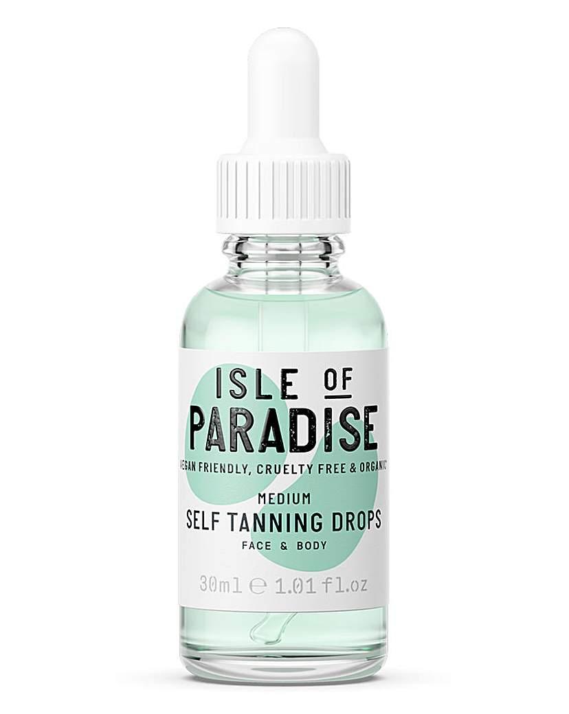 Isle of Paradise Isle Of Paradise Tanning Drops Medium