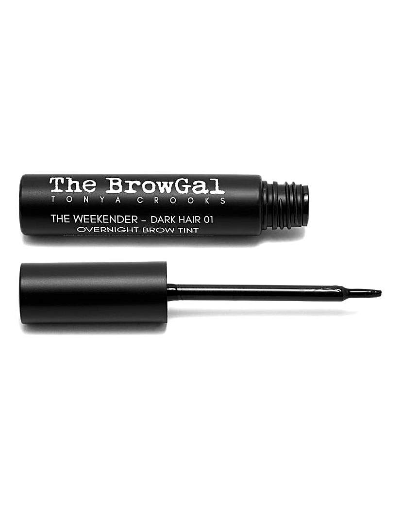 Simply Be The BrowGal Brow Tint - Dark Hair