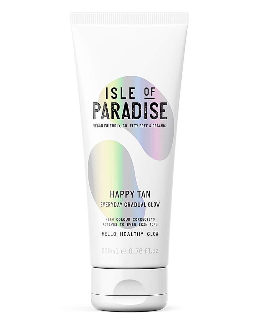 Isle of Paradise Isle Of Paradise Happy Tan - Gradual
