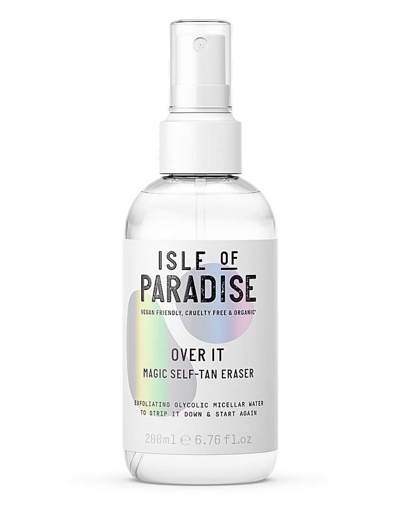 Isle of Paradise Isle Of Paradise Over It - Remover