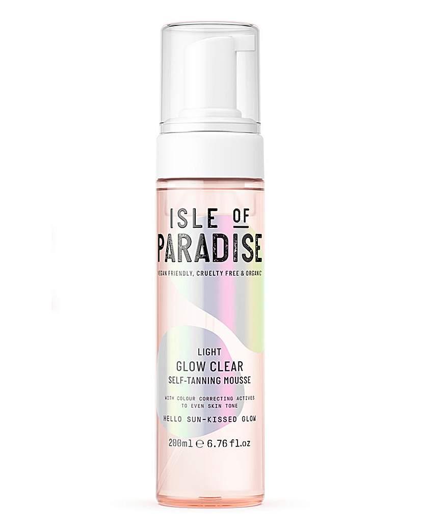 Isle of Paradise Isle Of Paradise Glow Clear Mousse Light