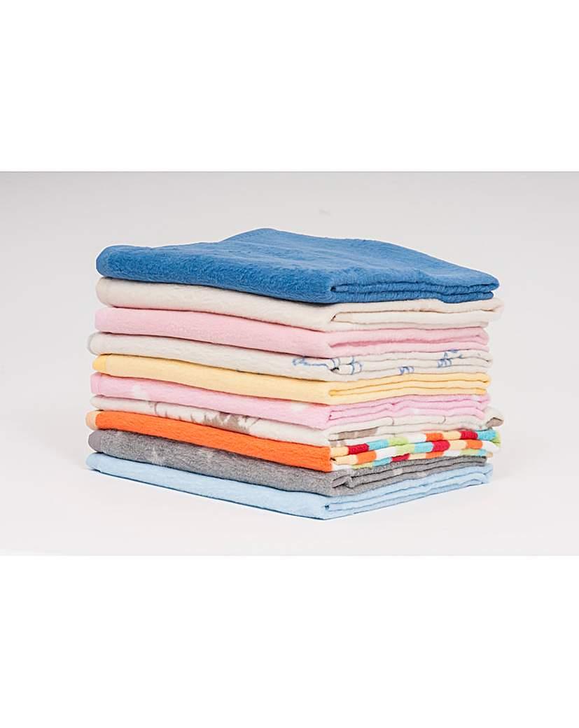 Hippychick Toddler/Cot Blanket