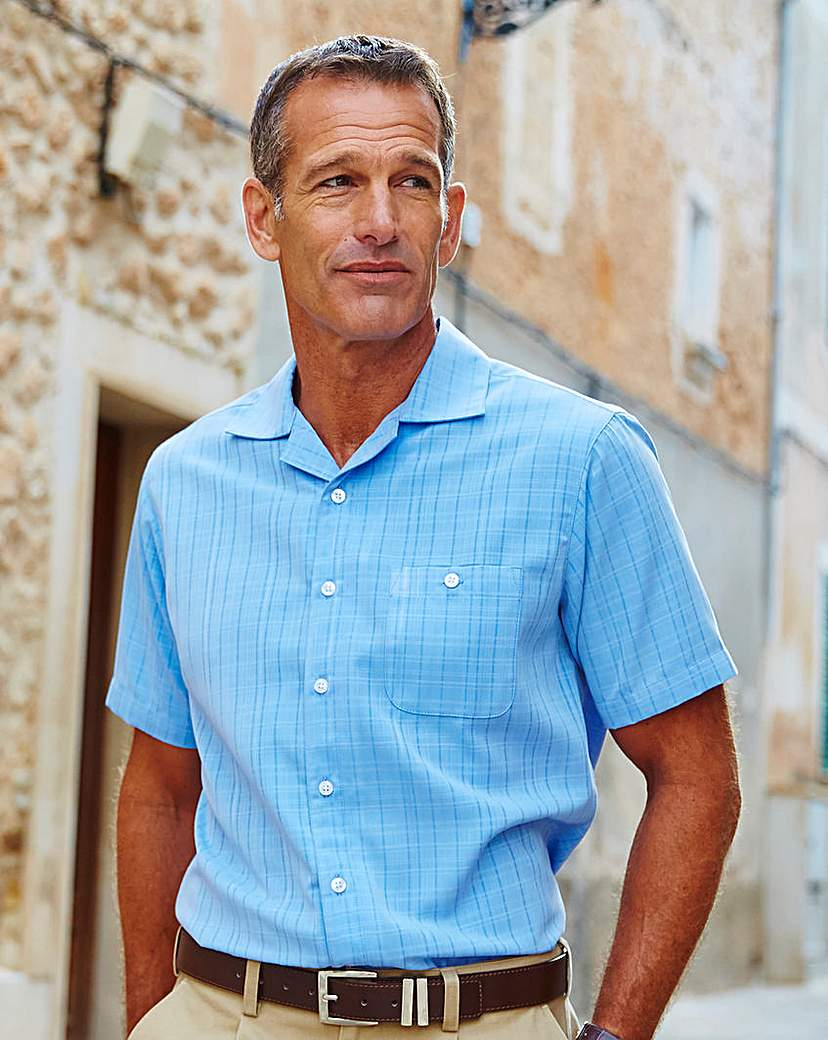 1960s – 1970s Mens Shirts- Dress, Mod, T-Shirt, Turtleneck Premier Man Rever Collar Shirt £7.75 AT vintagedancer.com