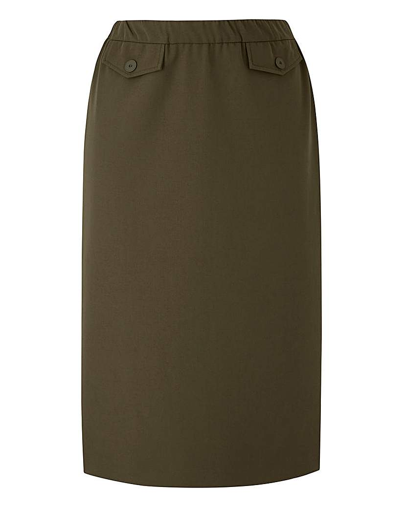 Simply Be Magisculpt Tailored Pencil Skirt