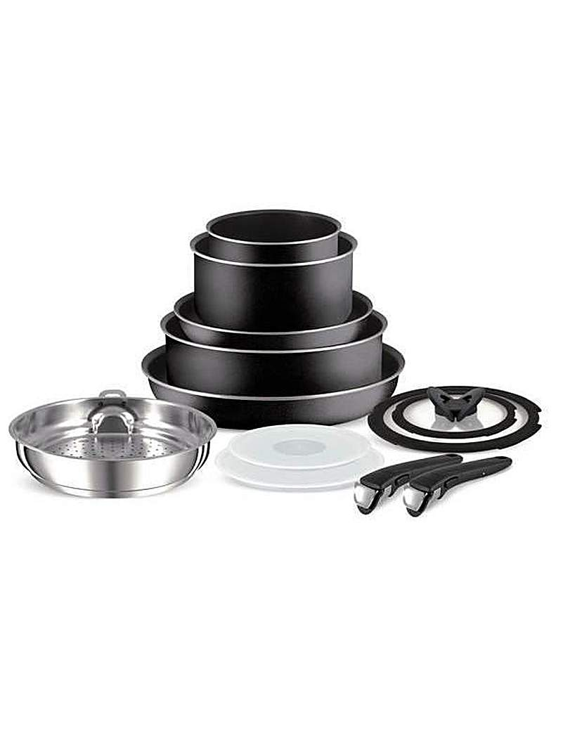 Image of 13 Piece Aluminium Pan Starter Set