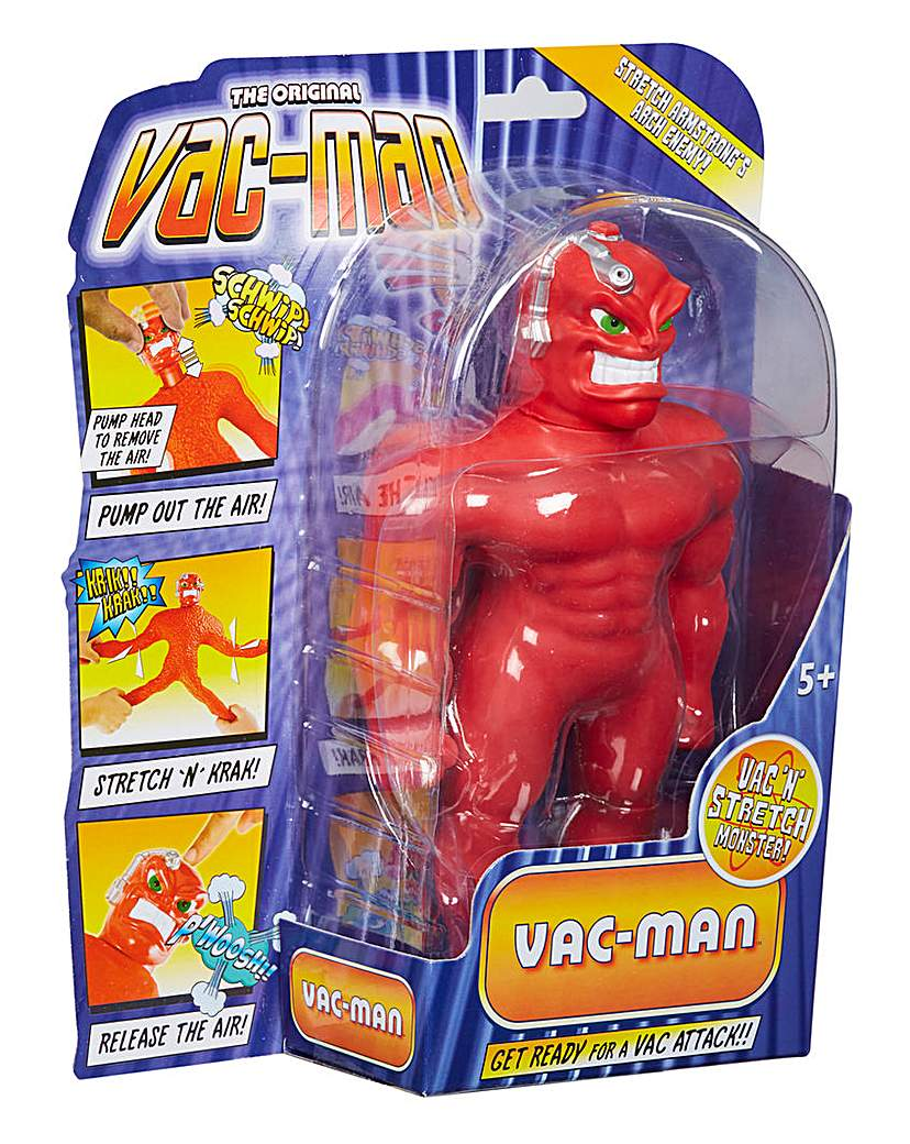 Image of Mini Stretch Vac Man