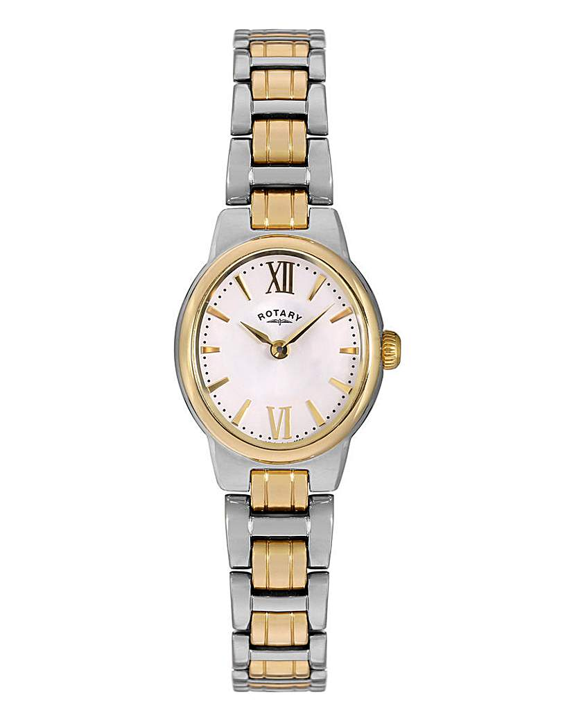 Rotary Rotary Ladies Gold Tone Watch