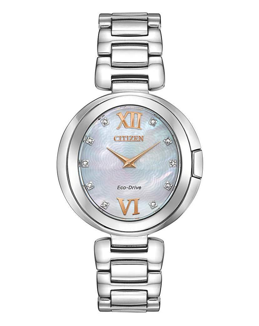 Citizen Ladies Capella Diamond Watch