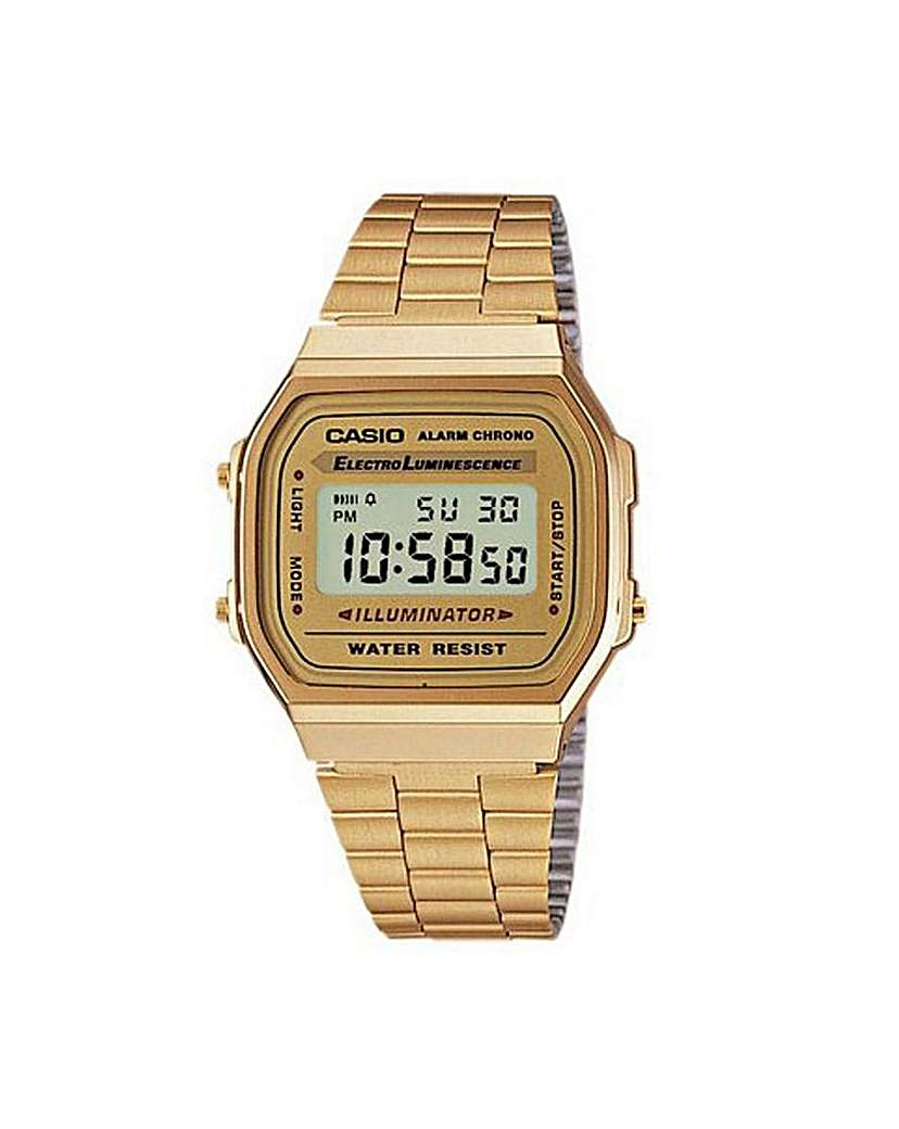 Casio Casio Unisex Illuminator Watch